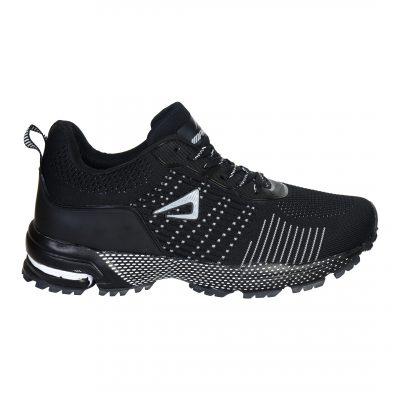 Black & White Sports Shoes Online - Impakto