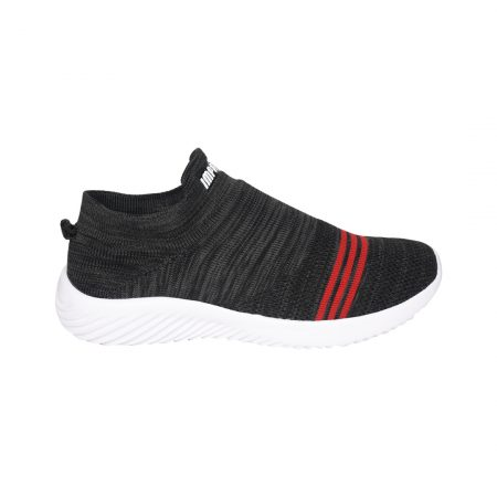 Red Tape Black Shoes Sports Online - Impakto