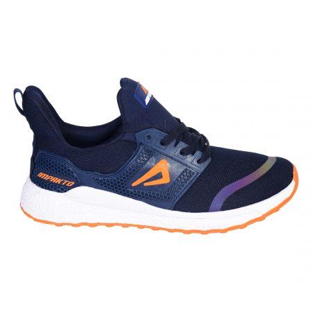 Blue Running Shoes for Men - Impakto